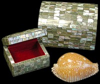 Shell Horizons Jewelry Boxes Pill Boxes