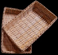 Rattan Trays - Click For Larger View